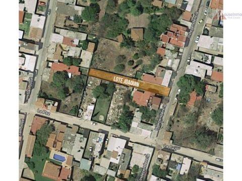 lote ubicacion san antonio chapala 342 mts