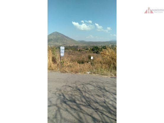 venta de terreno en chapala para inversion