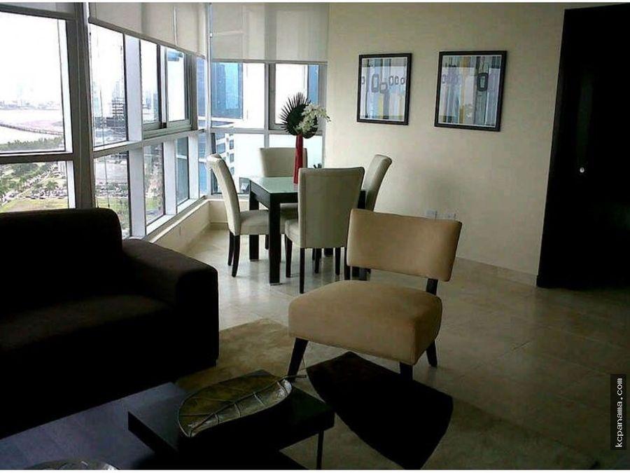 alquiler apartamento amoblado riverside vista al mar