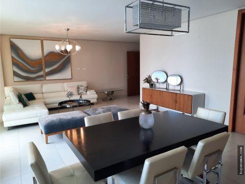 se alquila elegante apartamento amoblado ph marbella 47