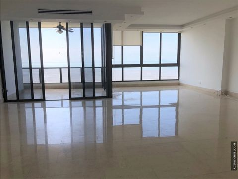 se alquila o vende apartamento panama bay frente al mar costa de este