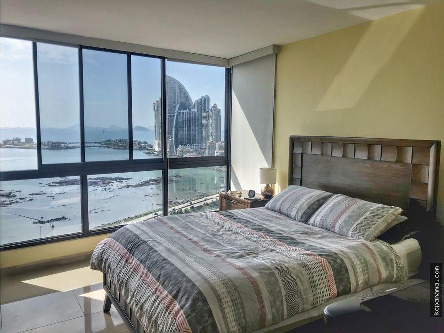 se vende apartamento vista al mar san fco bay