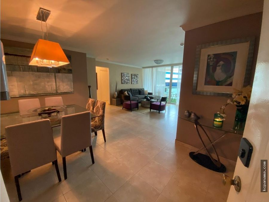 se vende bellisimo apartamento en mystic point punta pacifica