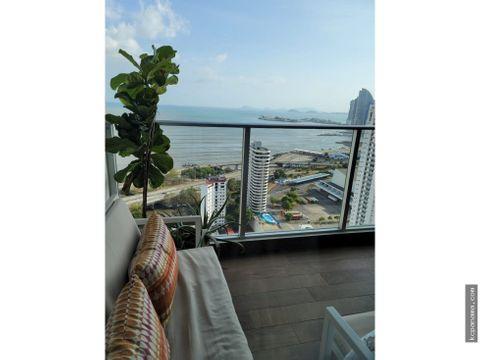 se vende apartamento en ph le mare con vista al mar