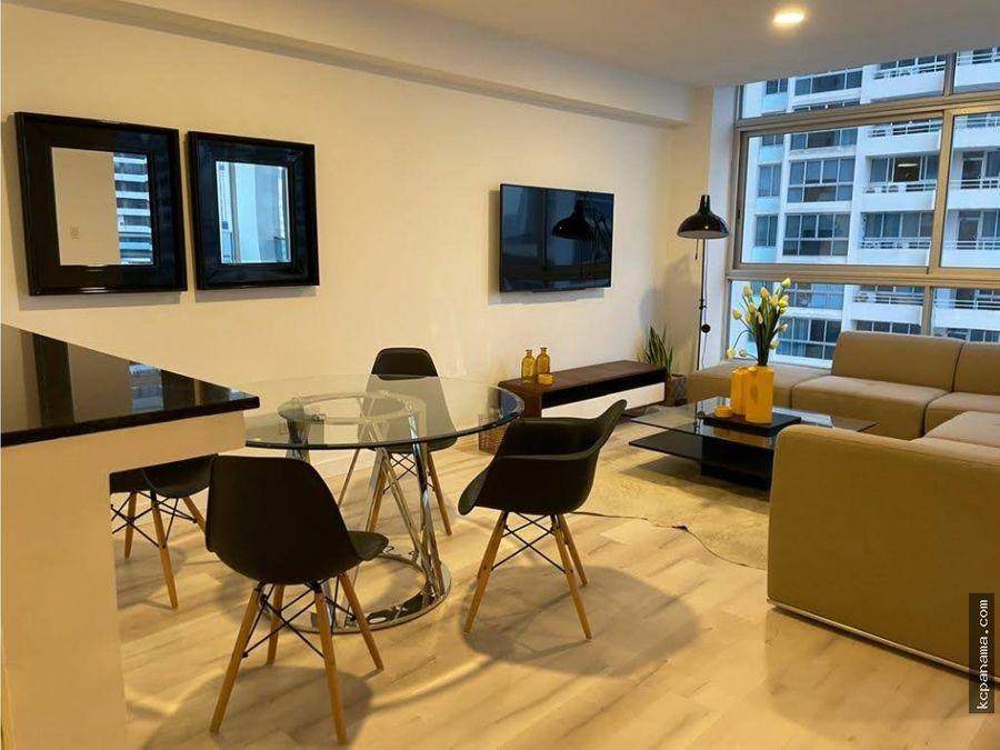 se alquila bellisimo apartamento amoblado ph bayfront tower
