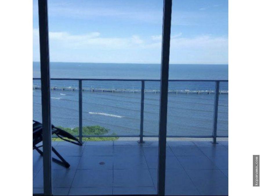 se vende o alquiler apartamento nautica vista al mar