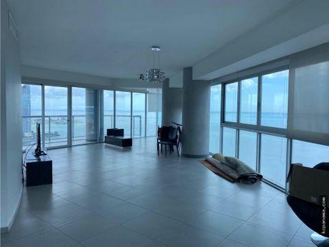 se alquila o vende apartamento ph yacht club avenida balboa