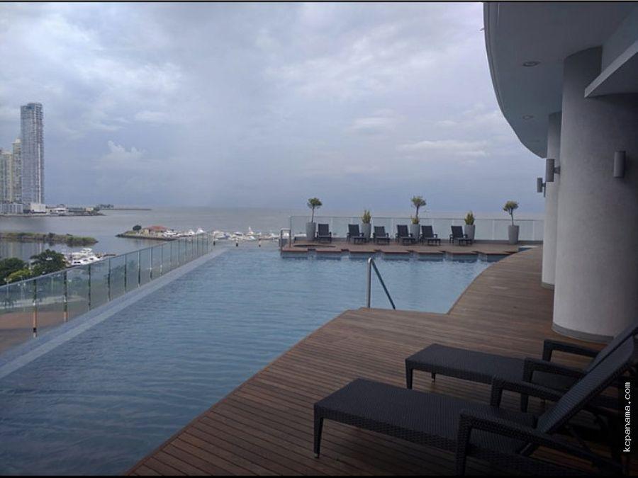 se vende o alquila apartamento 3 rec yacht club