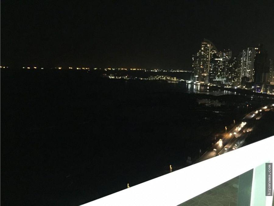 se alquila apartamento con vista al mar terramar