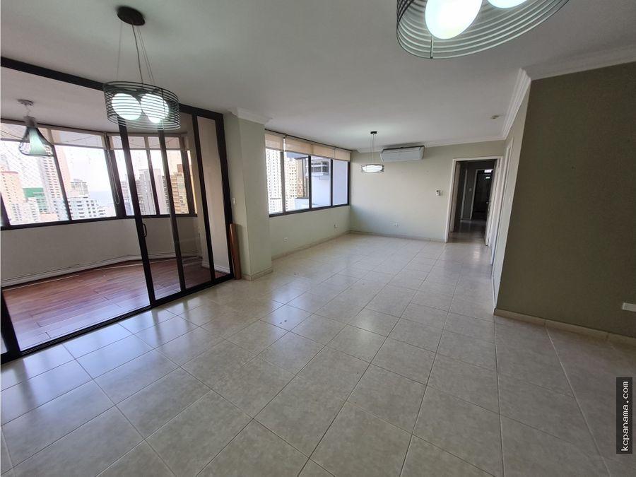 se alquila apartamento en san francisco ph plaza real