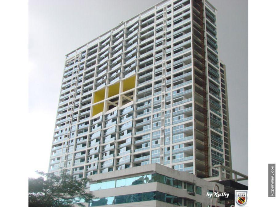 se alquila apartamento amoblado ph bayfront tower