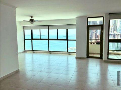 alquiler espacioso apartamento en ocean park punta pacifica