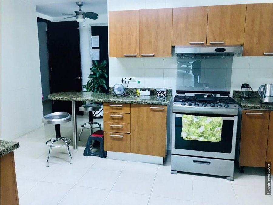 se alquila espacioso apartamento amoblado soho