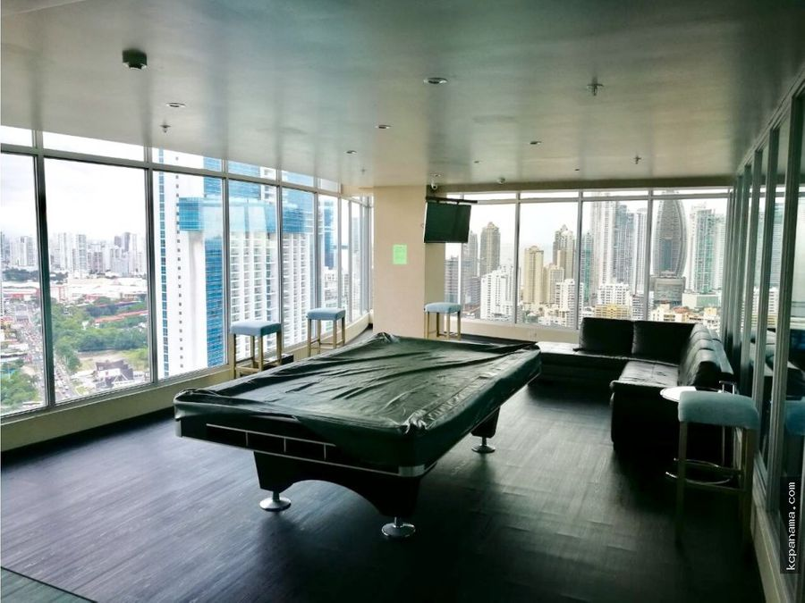 se alquila bello y equipado apartamento grandbay tower