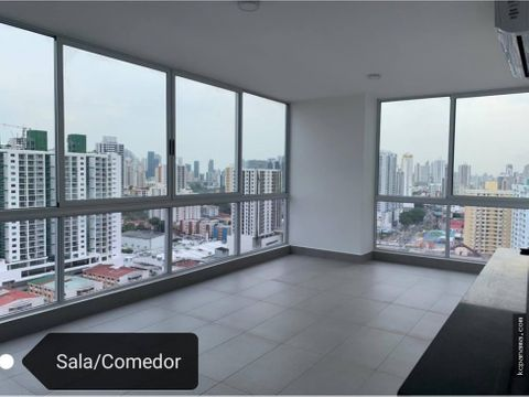 se alquila moderno apartamento en ph loma vista