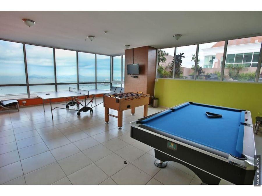 se alquila apartamento phvista del mar avenida balboa con balcon