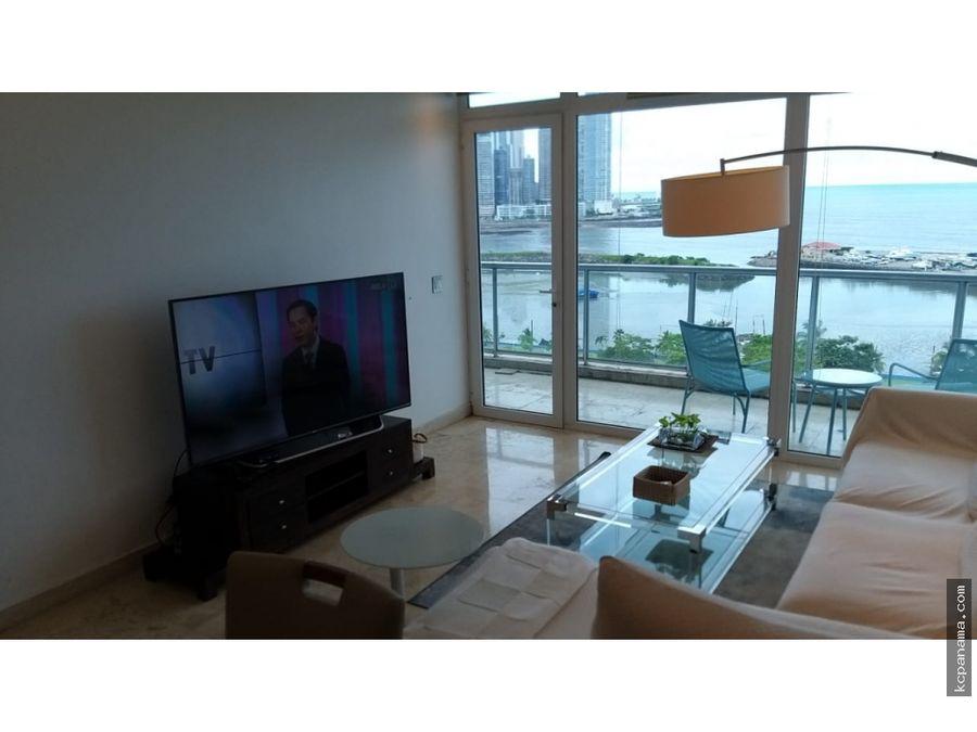 se alquila bello apartamento en ph sky avenida balboa