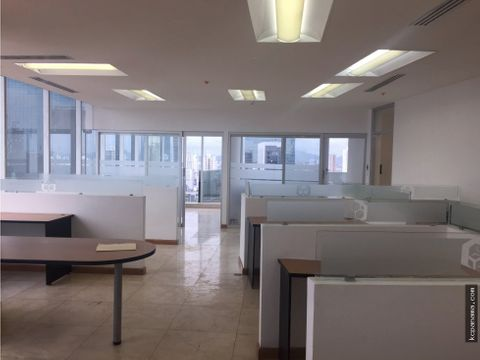 se vende oficina en revolution tower calle 50 tornillo