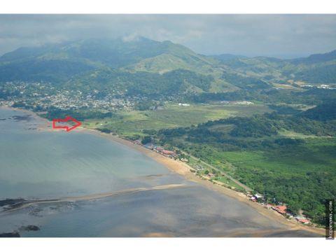 se vende terreno 5 has frente de playa veracruz