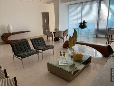 se alquila apartamento amoblado nuevo paitilla deluxe residences