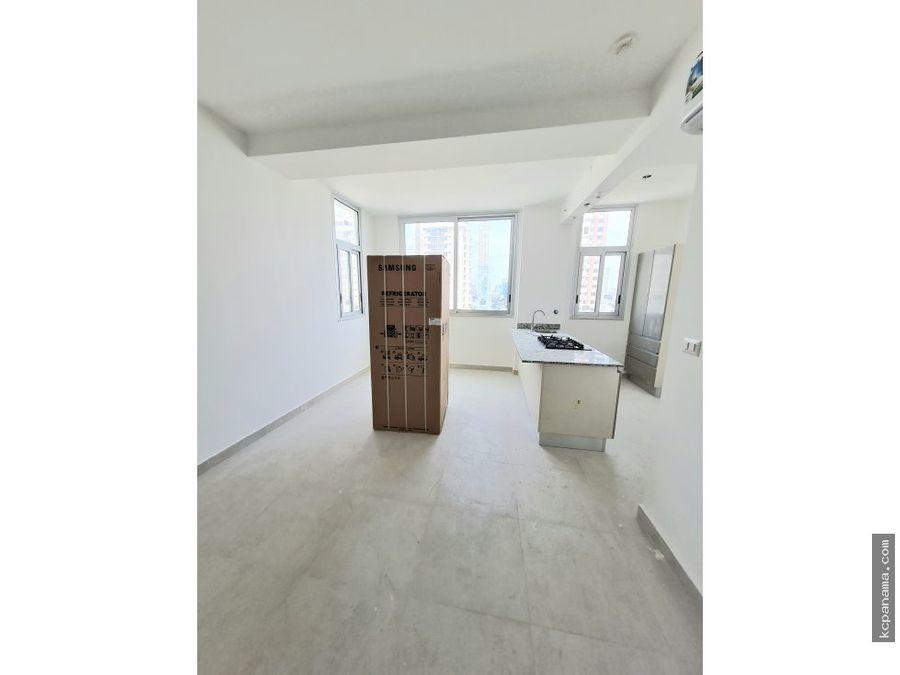 se alquila apartamento nuevo san francisco ph milano