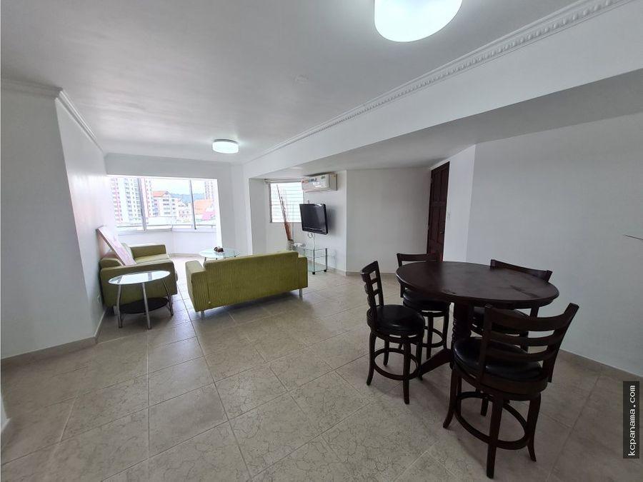 se alquila comodo apartamento en el dorado ph park view