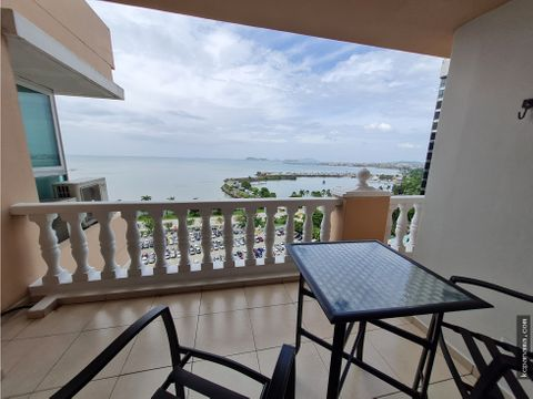 se alquila apartamento en el ph vista del mar avenida balboa
