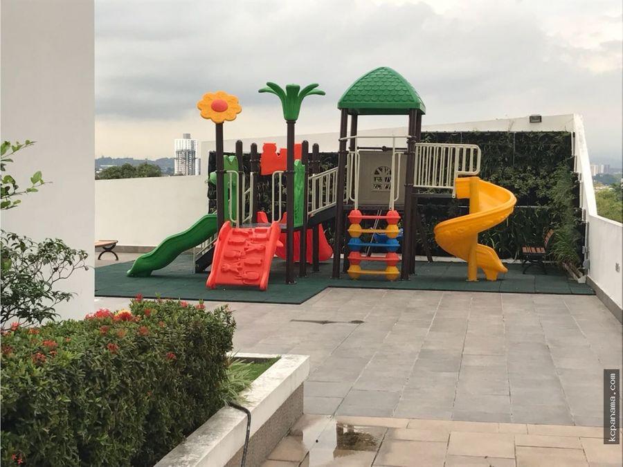 se alquila moderno apartamento park loft parque omar amoblado