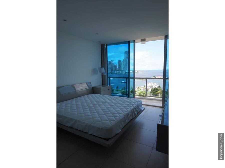 se alquila apartamento en ph sky amoblado avenida balboa