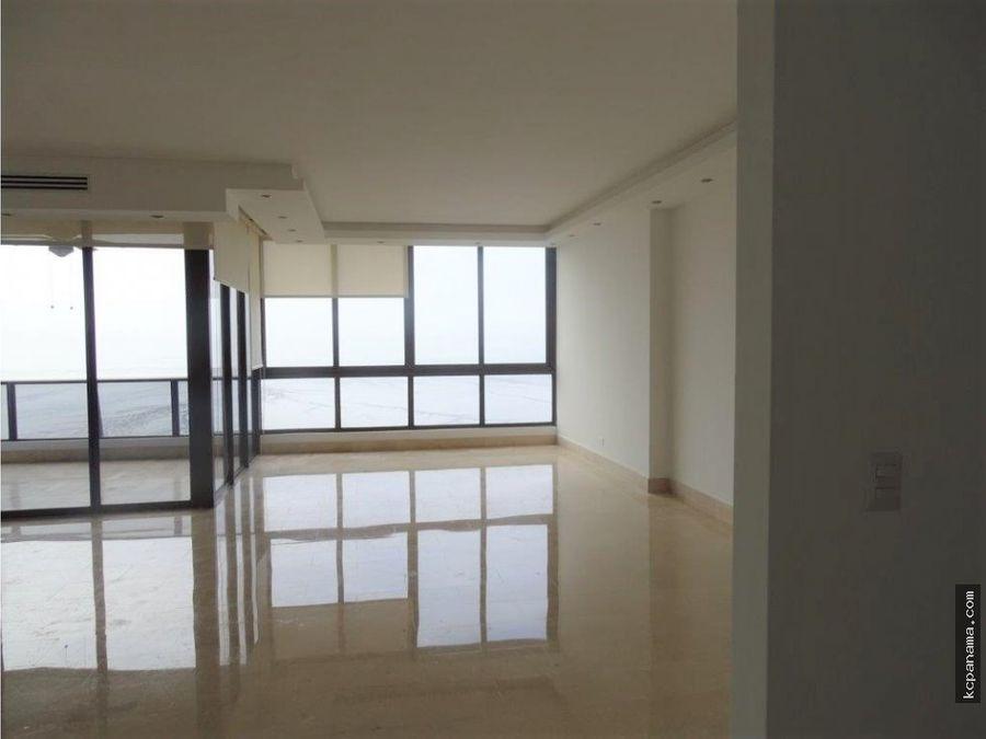 se alquila o vende apartamento panama bay frente al mar