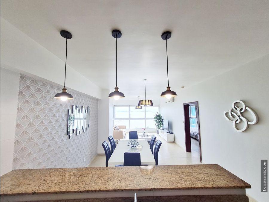 se vende hermoso apartamento en avenida balboa ph grandbay tower
