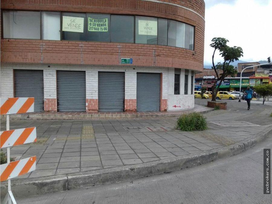 local comercial muy bien ubicado centro de cali
