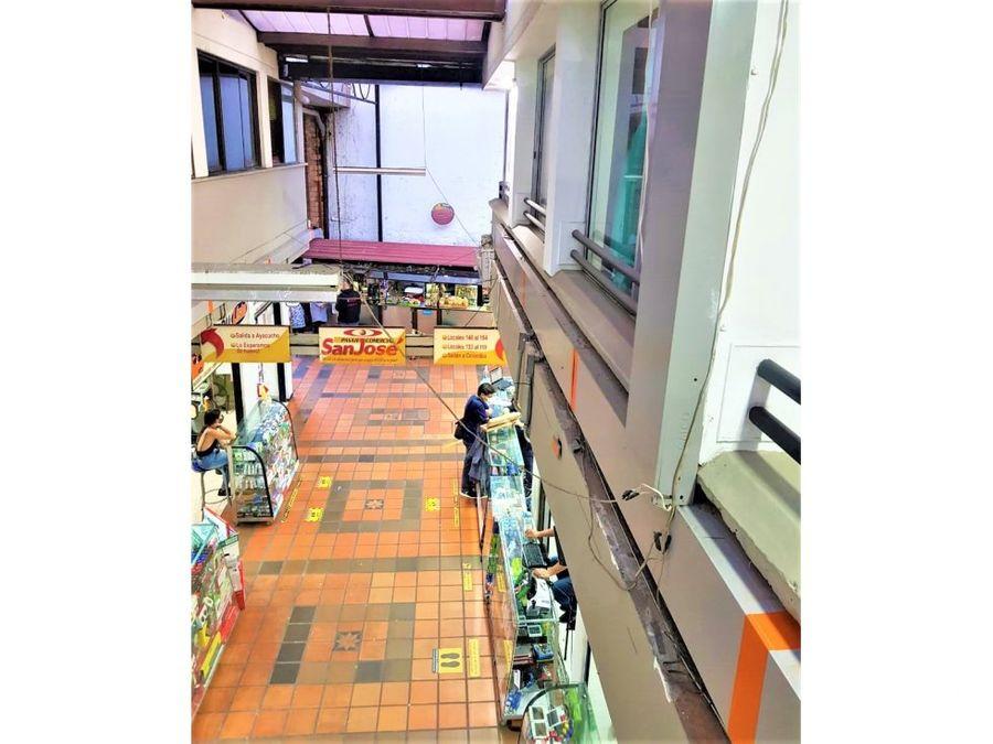 vendo local comercial centro comercial san jose