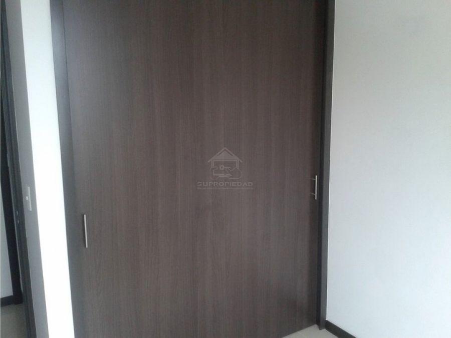 apartamento con excelente vista en niquia bello