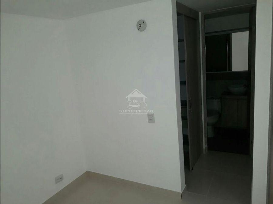 apartamento nuevo en rincon del bosque en bello