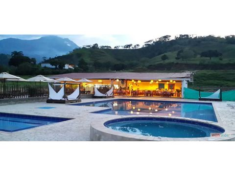 finca hotel acreditada en ciudad bolivar