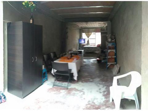 casa con plancha a 5 cuadras del parque copacabana para constuir