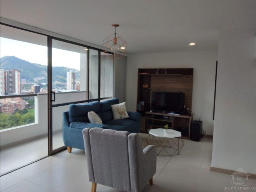 apartamento amplio y con hermosa vista en sabaneta