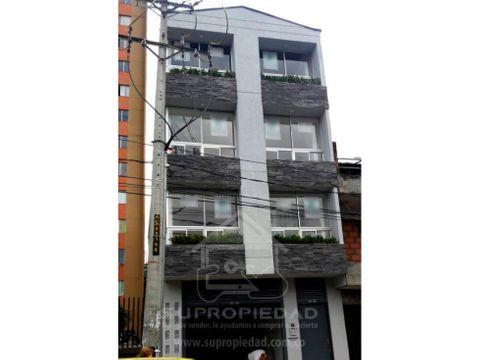 edificio de apartamentos con bodega