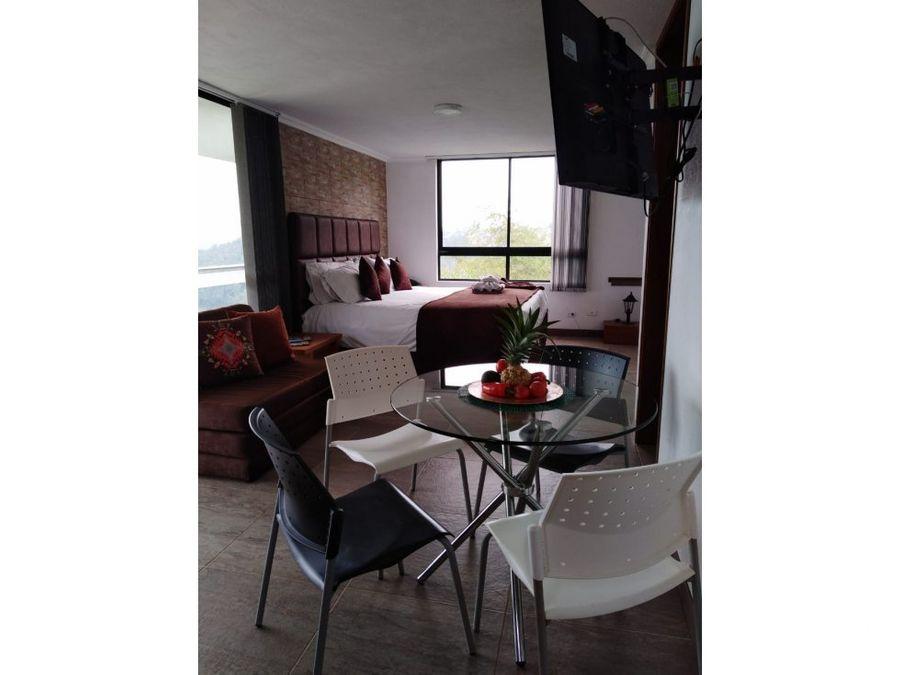 vendo hotel campestre moderno en el penol oportunidad de inversion