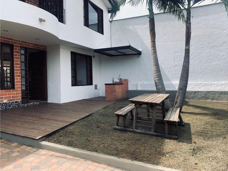 casa campestre moderna buena bonita y barata