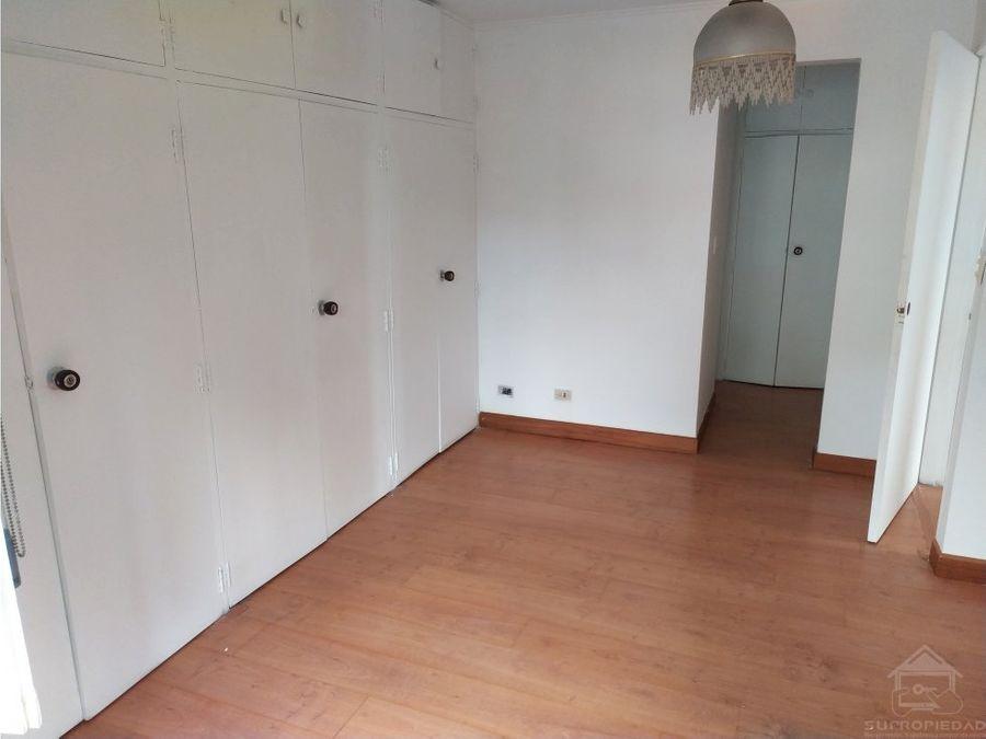 apartamento clasico con amplios espacios en el poblado