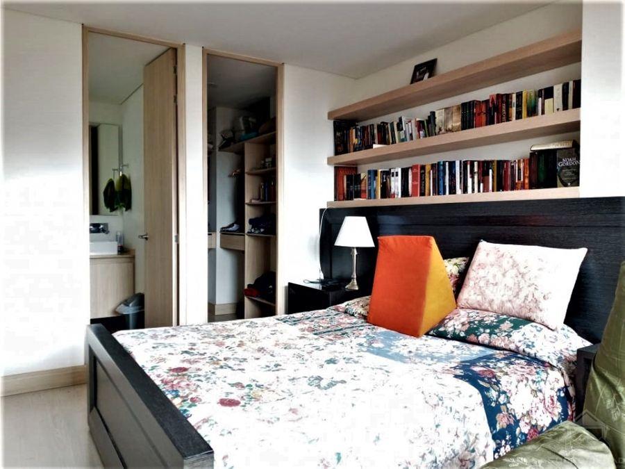 ofrezco apartamento moderno en el esmeraldal envigado