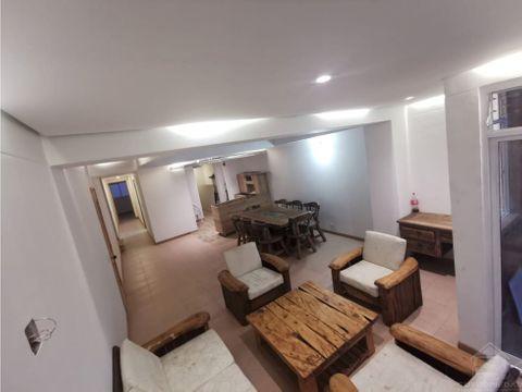 apartamento duplex recien remodelado