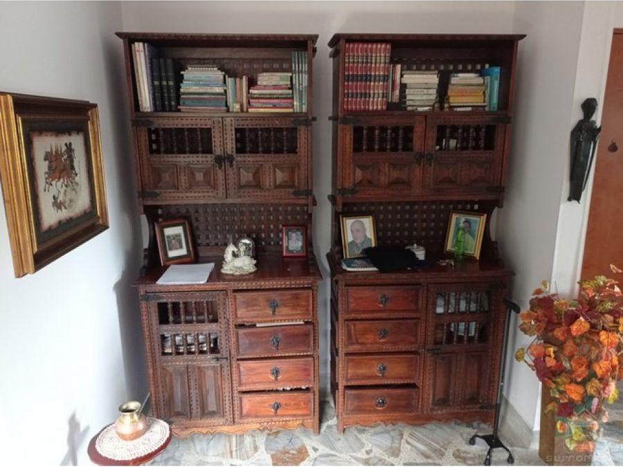 apartamento clasico y muy bien conservado en el cerro nutibara