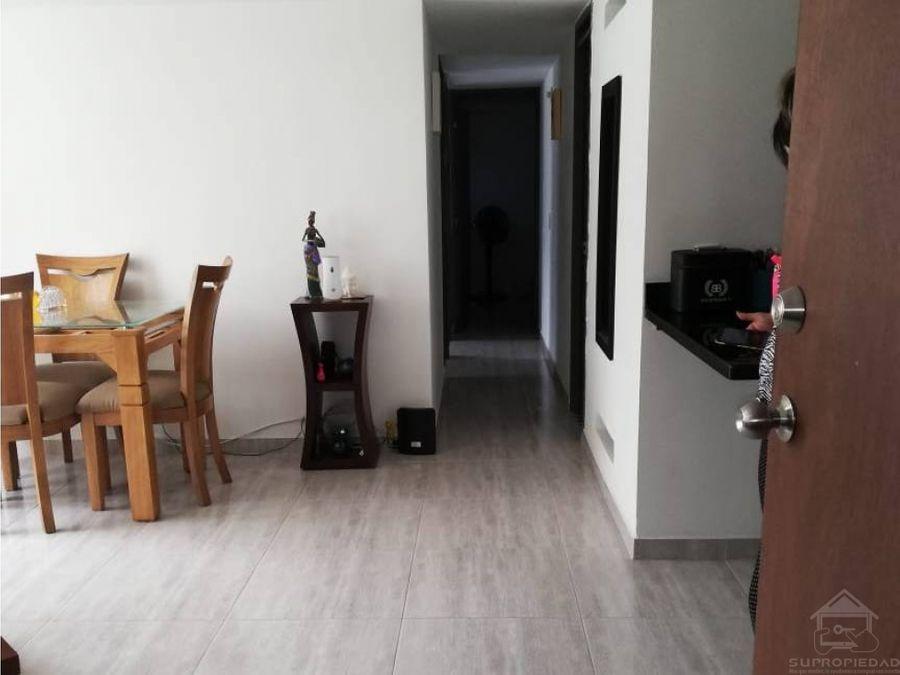 apartamento en rincon del bosque en bello con buenos acabados