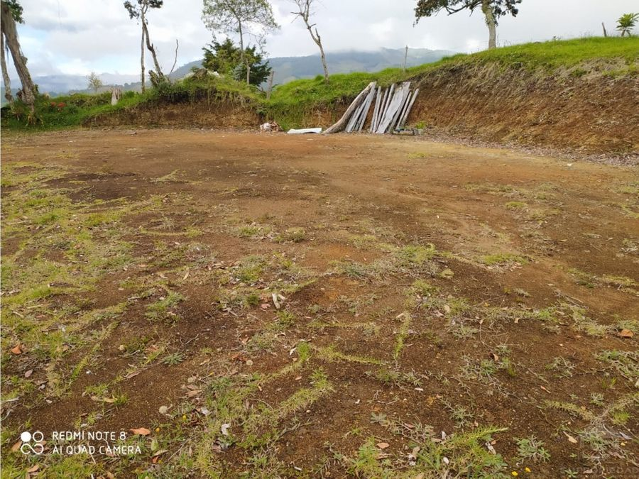 finca de 21 hectareas en sector guaico en abejorral