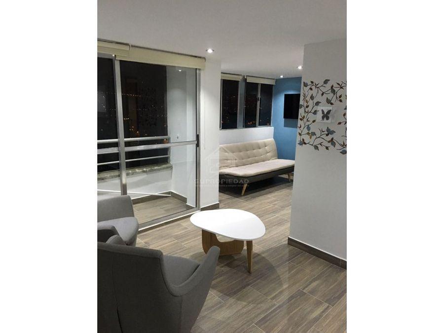 hermoso apartamento en la cumbre en bello