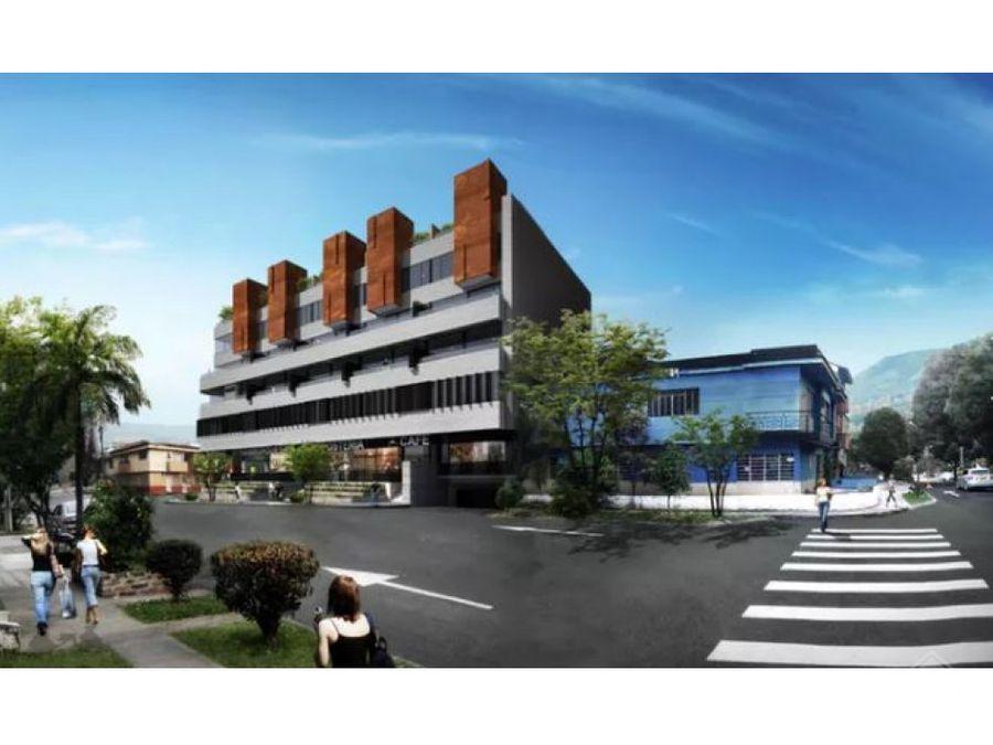 oficina amplia en sector estrategico del poblado
