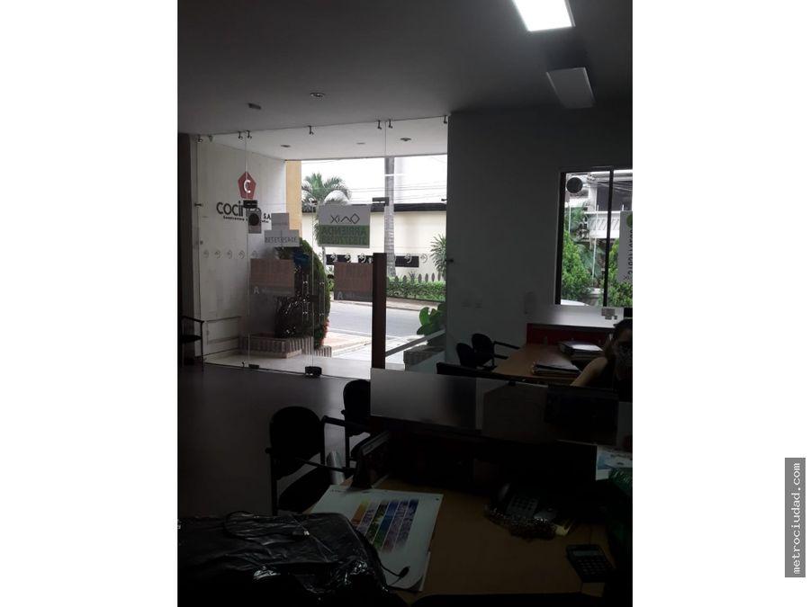 se arrienda oficina cabecera